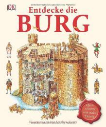 【ドイツ語の本】Entdecke die Burg...