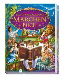 【ドイツ語の本】Mein großes goldenes Märchenbuch