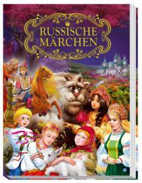 【ドイツ語の本】Russische Märchen
