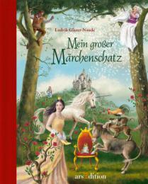 【ドイツ語の本】Mein großer Märchenschatz