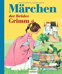 【ドイツ語の本】Märchen der Brüder Grimm , Band 2