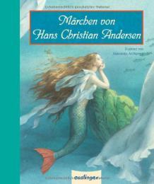 【ドイツ語の本】Märchen von Hans Christian Andersen