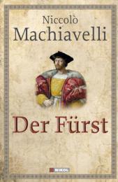 【ドイツ語の本:哲学】Der Fürst