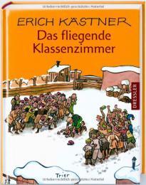 【ドイツ語子供の本】Das fliegende Klassenzimmer