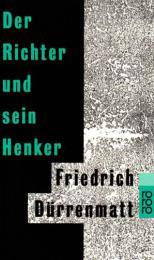 【ドイツ語の本】Der Richter und sein Henker.
