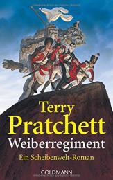 【ドイツ語の本】Weiberregiment: Ein Scheibenwelt-Roman