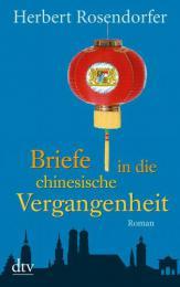 【ドイツ語の本】Briefe in die chinesische Vergangenheit