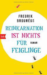 【ドイツ語の本】Reinkarnation ist nichts für Feiglinge