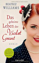 【ドイツ語の本】Das geheime Leben der Violet Grant