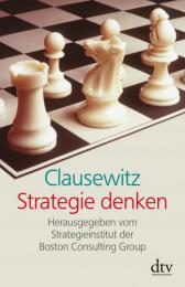 【ドイツ語の本】Clausewitz: Strategie Denken