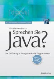【ドイツ語の本】Sprechen Sie Java?