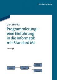 【ドイツ語の本】Programmierung - eine Einführung...