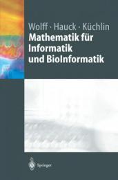 【ドイツ語の本】Mathematik für Informatik...