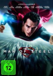 【ドイツ語のDVD】スーパーマン マン・オブ・スティール