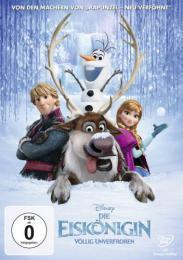 【ドイツ語学習の教材に】アナと雪の女王 | ドイツ語ディズニーアニメDVD