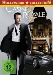 映画DVD 007 カジノ・ロワイヤル