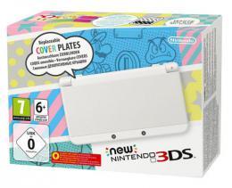 【ドイツ版New3DS】New Nintendo 3DS weiß (ホワイト)