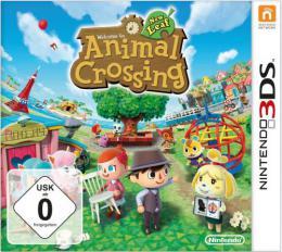 【ドイツ版3DS】とびだせ どうぶつの森