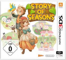 【ドイツ版3DS】牧場物語 つながる新天地