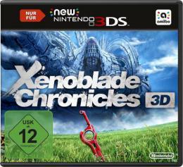 【ドイツ版3DS】ゼノブレイド