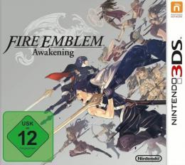 【ドイツ版3DS】ファイアーエムブレム 覚醒