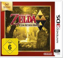 【ドイツ版3DS】ゼルダの伝説 神々のトライフォース2
