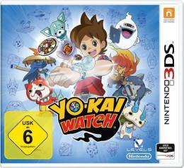 【ドイツ版3DS】妖怪ウォッチ