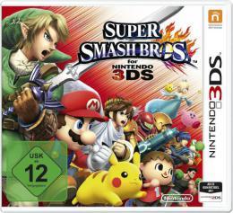 【ドイツ版3DS】大乱闘スマッシュブラザーズシリーズ