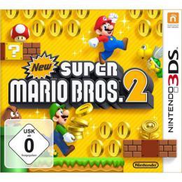 【ドイツ版3DS】New スーパーマリオブラザーズ 2