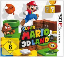 【ドイツ版3DS】スーパーマリオ 3Dランド