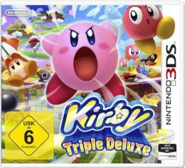 【ドイツ版3DS】星のカービィ トリプルデラックス