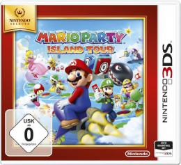 【ドイツ版3DS】マリオパーティ アイランドツアー