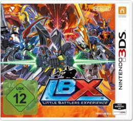 【ドイツ版3DS】ダンボール戦機 爆ブースト