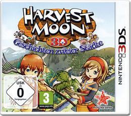 【ドイツ版3DS】牧場物語 ふたごの村