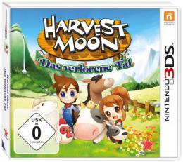 【ドイツ版3DS】牧場物語 はじまりの大地