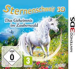 【ドイツ版3DS】Sternenschweif 3D