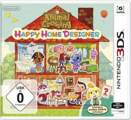 【ドイツ版3DS】どうぶつの森 ハッピーホームデザイナー