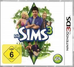 【ドイツ版3DS】ザ・シムズ3