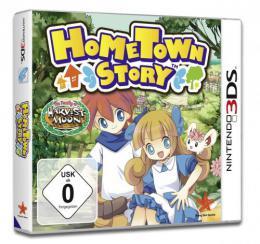 【ドイツ版3DS】ホームタウンストーリー