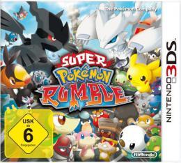 【ドイツ版3DS】スーパーポケモンスクランブル