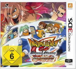 【ドイツ版3DS】イナズマイレブンGO2 クロノ・ストーン ネップウ