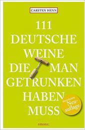 【ドイツ語ワインの本】111 Deutsche Weine