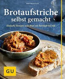 【ドイツ語のパン本】Brotaufstriche selbst gemacht