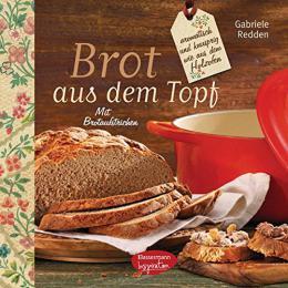 【ドイツ語の本】Brot aus dem gusseisernen Topf