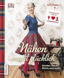 【ドイツ語の本】Nähen macht glücklich