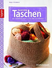 【ドイツ語の本】Gestrickte Taschen