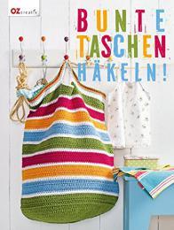 【ドイツ語の本】Bunte Taschen häkeln!