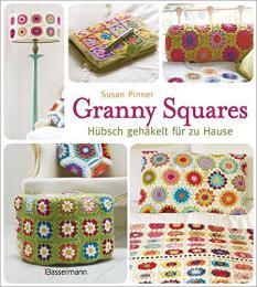 【ドイツ語のかぎ針編み本】Granny Squares