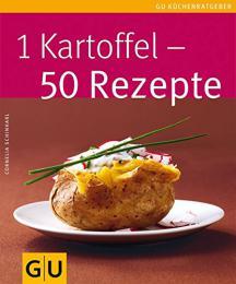 【ドイツ語の本】1 Kartoffel - 50 Rezepte
