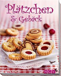 【ドイツ語のお菓子のレシピ本】Plätzchen & Gebäck